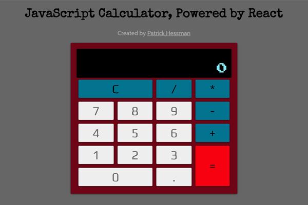 React Calculator