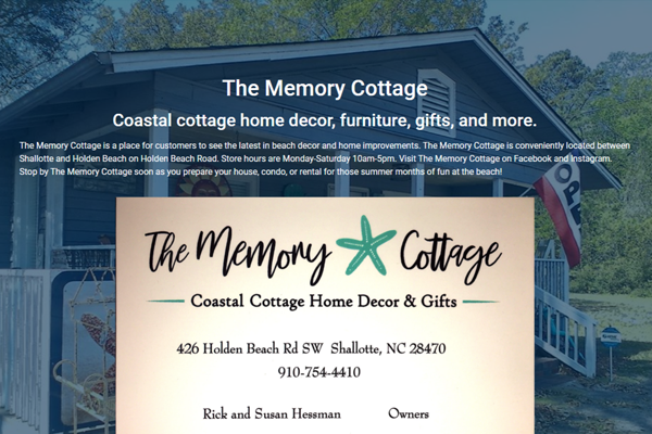 The Memory Cottage