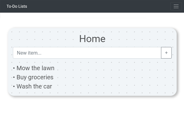 React Router To-Do List App