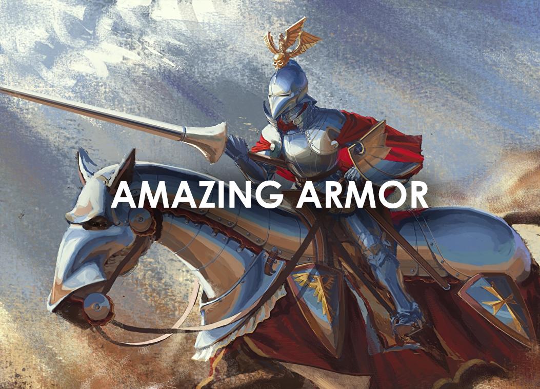 Amazing Armor